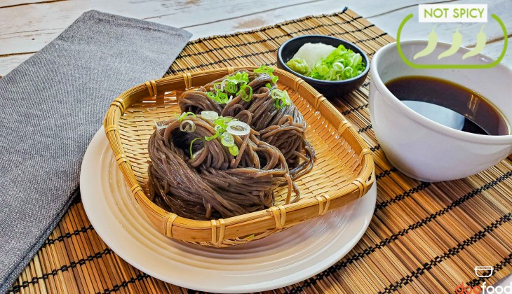 Cold Soba noodles (메밀소바)